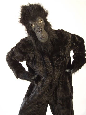Tammy Rose Gorilla Costume